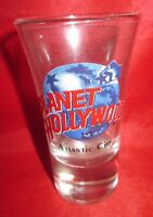 Planet Hollywood Atlantic City Tall Shot Glass