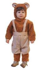 Disfraz oso niño infantil talla 18 meses pardo marron