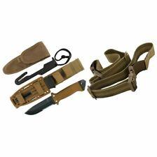 Gerber 22-01400 LMF II Survival Knife - Coyote Brown