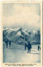 1932 Gruppo Ortelio Trentino Fontanino Pejo S. Caterina Palon FP B/N VG ANIM