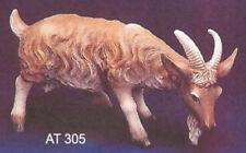 Ready to Paint Ceramic Bisque LRG Goat Nativity piece