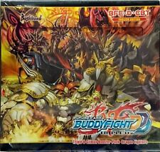 BFE-D-CBT Buddyfight Triple D: Dragon Fighters Climax Booster Display