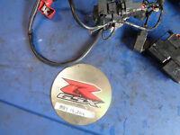 2005 GSXR 600 OEM Starter Solenoid Relay Fuse Box gsxr600 Gixxer gsx-r 04