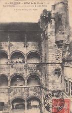 BEAUNE 10 hôtel de la mare tour et galeries éd cretin-pellion timbrée 1910
