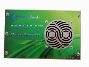 3000W LF Split Phase 24V DC/110V,220V AC 60Hz Pure Sine Wave Power Inverter RV