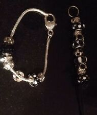 Soccer Keychain & Bracelet