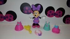 Disney Minnie Mouse Magic Clip Snap on Bowtique Boutique Pony Show Stable