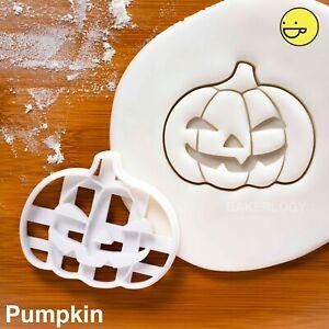 Jack o Lantern cookie cutter | Pumpkin trick or treats Halloween Party biscuit