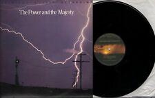 POWER & MAJESTY Thunderstorm/Coast Daylights MFSL 1978 Mobile Fidelity Vinyl LP