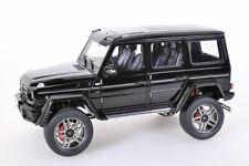 Mercedes-Benz G500 4x4² 2016 schwarz  Autoart 1:18 NEU 76317