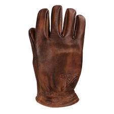 John Doe Freewheeler Leather Motorcycle Gloves - Brown