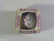 Spalding HOT DOT Boxed Individual GOLF BALL w/ Red Phoenix Bird 20th Century