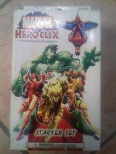 MARVEL HEROCLIX - STARTER SET