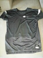 New Nike Stock Vapor Pro vented mens football jersey 845929-061 Dk Gray Sz XXL