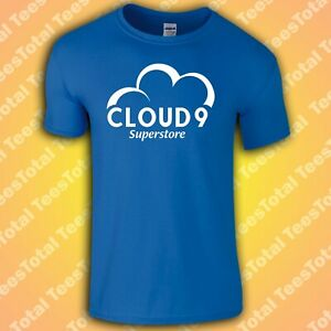 Cloud 9 Superstore T-Shirt | NBC | Amy Sosa |