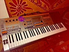 GARY NUMAN AUTOGRAPHED Casio XW-P1 61-Key Performance Synthesizer w/ Sequencer