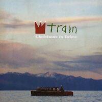 TRAIN - CHRISTMAS IN TAHOE - CD Album Damaged Case