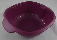 Tupperware C 194 warmietup warmie tup passoire panier 2,25 L violet nouveau OVP