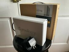Synology 1 bay NAS DiskStation DS115J withHGST 7200RPM SATA III 3TB HDD