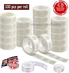 100 dots Tape Balloon Arch Garland Kit Birthday Wedding Baby Shower Hen Party UK