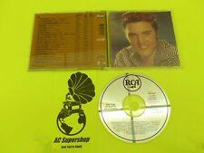 Elvis Presley the top ten hits - CD Compact Disc
