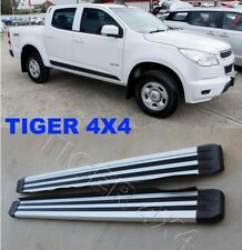 (#660)  Holden Colorado Crew Cab Ute 2012 to 2018 Running Boards Side Steps