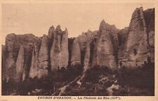ORAISON environs les pénitents des mées timbrée 1936