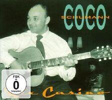 COCO SCHUMANN - REX CASINO  CD + DVD NEU