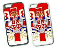 iPhone Serbia 4 Hard Cover Flip Cover Case Protective Phone