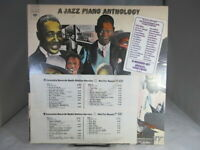A JAZZ PIANO ANTHOLOGY 2 LP COLUMBIA 32355 VINYL Promo VG/VG+ cover VG+