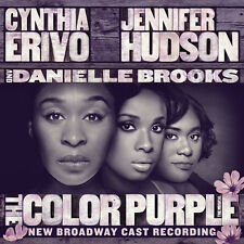 New Broadway Cast - The Color Purple [New CD]