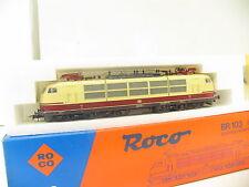 ROCO 43442 E-Lok BR 103 Rosso/Beige della DB bw1311