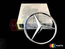 NEW GENUINE MERCEDES BENZ MB C CLASS W204 RADIATOR GRILL STAR BADGE EMBLEM