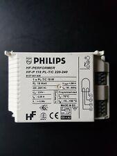 Philips HF-P 118 PL-T/C PL-TC 18w Electronic Ballast.