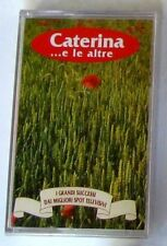 VARIOUS - CATERINA... E LE ALTRE - Musicassetta  MC K7 Cassette Tape Sealed