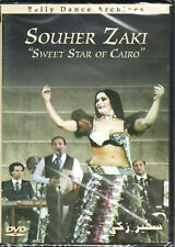 BELLYDANCE - SOUHER ZAKI / SWEET STAR OF CAIRO (DVD) NEW