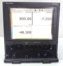 KEYENCE TR-V500 DATA LOGGER TRV500