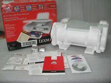 Brand New Lexmark P4350 Printer Sealed All in One Scanner Copier Printer w/ Ink
