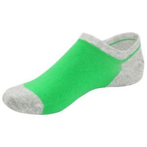 Green Ankle Socks