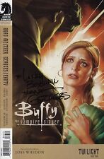 BUFFY THE VAMPIRE SLAYER SEASON 8 #33 Dark Horse Comics SIGNED BY GEORGES JEANTY