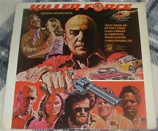 KILLER FORCE (Georges Garvarentz) original mint USA stereo lp (1976)