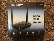 SEALED TRENDnet N300 WiFi  Wireless Modem Router TEW - 731BR