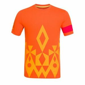 Rapha / Team Sky T-shirt. 2014 Willunga Hill/Orange. XXL. New.