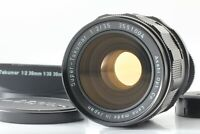 【 MINT w/Hood 】PENTAX Super Takumar 35mm f/2 Wide Angle Lens M42 from Japan #673