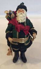 RARE 1987 CLOTHIQUE POSSIBLE DREAMS DEPT 56 FATHER CHRISTMAS SANTA CLAUS