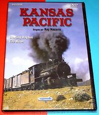 KANSAS PACIFIC / Sterling Hayden / English Español - Precintada