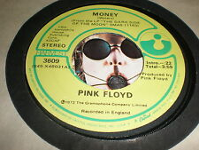 Pink Floyd 45 Money WITH JUKE BOX STRIP