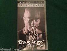 Tupac Shakur: Thug Angel (UMD, 2005) + BONUS *READ DESCRIPTION!*