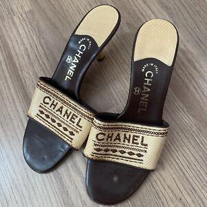 Chanel Vinatge Heels