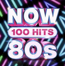 Various Artists - NOW 100 Hits 80s BRAND NEW SEALED 5CD